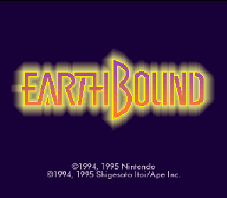 Screenshot Thumbnail / Media File 1 for EarthBound (USA) [Hack by Rofish v0.50] (~EarthBound Battler) (Battle Mode)